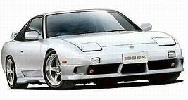 1/24 No.167 '96 Nissan 180SX Type-X RPS13  ID167 by Fujimi - $24.90