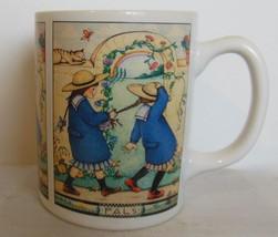 "Vintage Mary Engelbreit Mug  4"" ""Pals"" - $15.00"