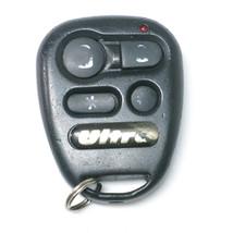 ULTRA START KEYLESS REMOTE ALARM KEY FOB TRANSMITTER RED LED CONTROL MKY... - $11.38