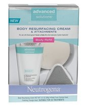 Neutrogena advanced solutions Microdermabrasion system Body resurfacing cream  - $62.00