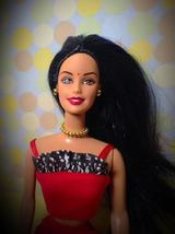 Barbie Doll with Vermilion mark in the Middle of her Forehead - $18.00
