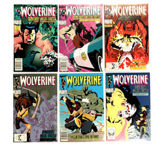 Marvel comics Comic Books Wolverine #11-16 - $39.00