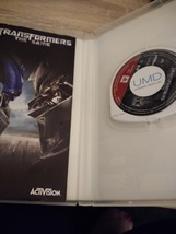 Sony PSP Transformers: The Game image 2