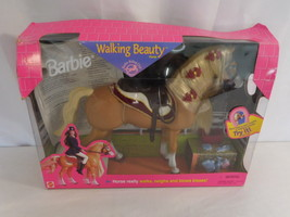 Barbie Riding Club Walking Beauty Horse 1998 Mattel  New open box - $68.02