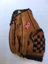 Rawlings Glove RPR03 Fastback Model 11 1/2 inch Right leather thrower - $17.99