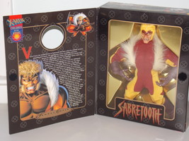 1999 Marvel Comics X-Men Sabretooth Action Figure In The Box - $34.99