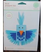Martha Stewart Bird Puppet Kit - NEW in Package - $4.00