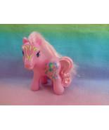 McDonald's 2008 My Little Pony Pinkie Pie PVC Figure w/ Tinsel Hair - $2.55