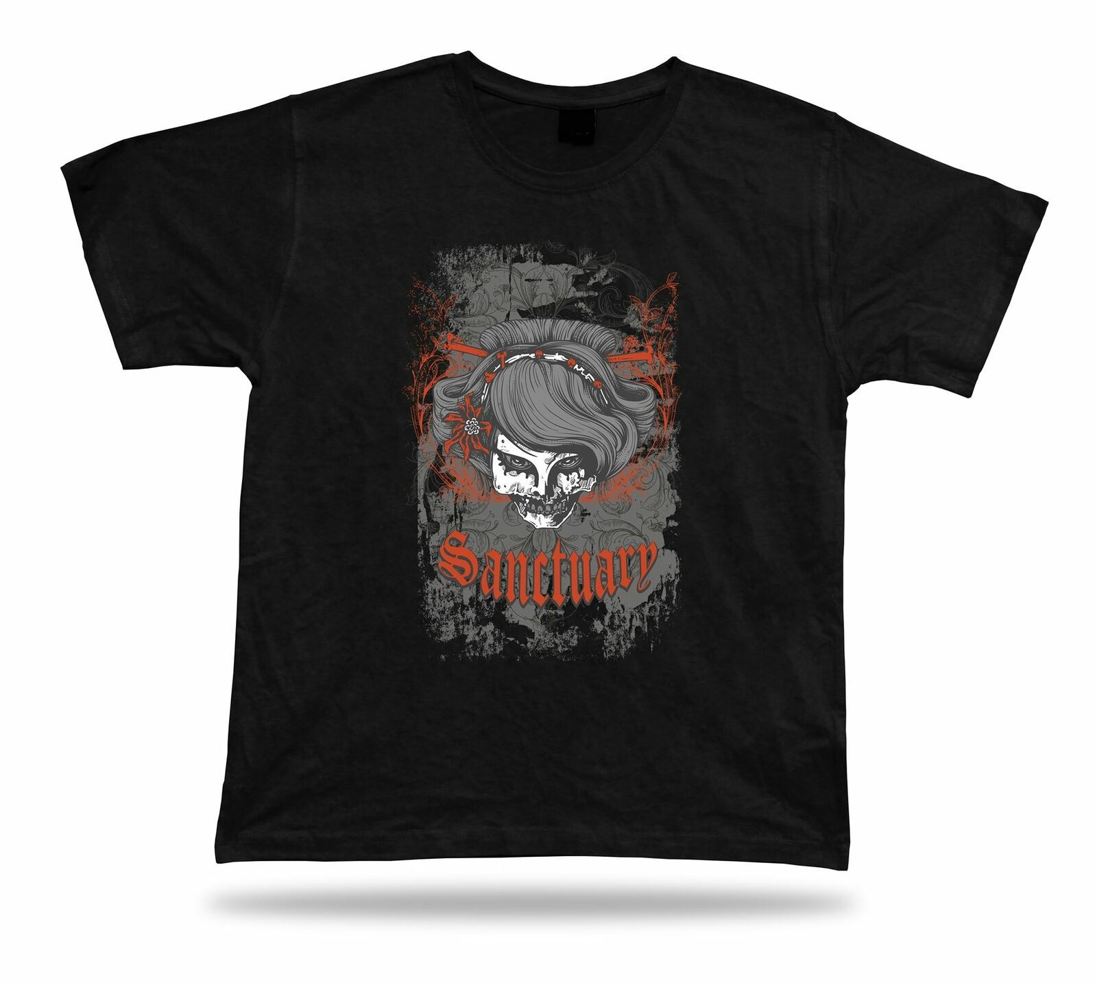 Primary image for Sanctuary Demon Evil Lady unisex T-shirt tee modern design special gift apparel