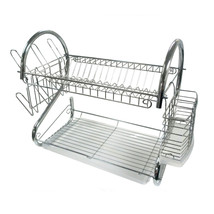 Better Chef 16-Inch Chrome Dish Rack - $36.83