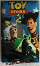 Toy Story Woody Jessie Buzz Lightyear Light Switch Outlet wall Cover Plate decor image 1