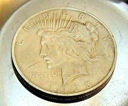 Liberty Peace Silver Dollar 1923 AA20-CND7011 image 5