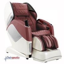 Burgundy Osaki OS-Pro Maestro L&S Track Zero-G Heated Rollers 4D Massage... - $8,999.00