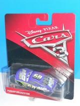 Disney Pixar CARS 3 Movie 2017 Parker Brakeston Purple #68 - $5.29