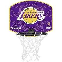 Spalding Miniboard L.A. Lakers, (77-628Z) - NOCOLOR - $22.29