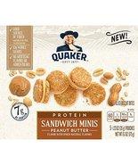Quaker Peanut Butter Biscuit Bites 6.1oz, pack of 1 - $11.63