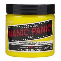 (3 Pack) MANIC PANIC Cream Formula Semi-Permanent Hair Color - Electric ... - $31.19