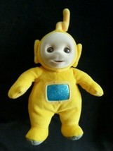 "Eden Playskool Teletubbies Yellow Laa Laa Lala La La Stuffed Plush Lot 14"" 9"" - $28.21"