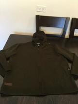 Polo Ralph Lauren Green Full Zip Equestrian Hoodie Sweatshirt Sweater XL - $49.49