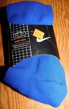 Nike Dri-Fit Compression Socks 2 Pairs Womens 4-10.5 Mens 3.5-8.5 Brand New - $17.00