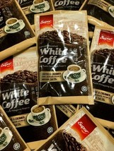 Super 2-In-1 (Coffee & Creamer) Charcoal Roasted White Coffee 25 Sachets... - $22.76