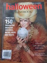 The Best of Martha Stewart Halloween Handbook  (2010 PB) 150 Enchanting ... - $11.88