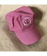 Alaska Railroad Pink Adult Size Hat Cap  - $9.89
