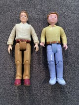 FISHER PRICE LOVING FAMILY DOLLHOUSE DADDY LOT 2 DADS - $10.88