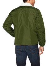 Levi's Men's Premium Multi Pocket Button Up Sherpa Coach Trucker Jacket image 3