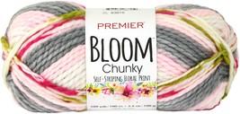 Premier Yarns Bloom Chunky Yarn-Dahlia. - $22.35