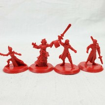 Magic The Gathering Game Arena of the Planeswalkers Red Replacement Figures - $11.01