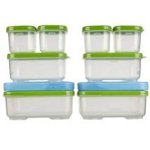 Rubbermaid Lunchblox Sandwich Kit 2 Pack Green  - $21.11