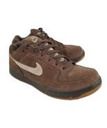 Nike Men's Banger Brown Beige Size 10 Skateboarding Shoes Sneakers 2007 ... - $59.99