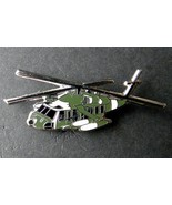 Sikorsky Black Hawk Uh-60 Helicopter US Army Aviation Lapel Pin Badge 1.5 Inches - $4.85