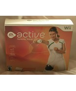 Wii PERSONAL TRAINER EA SPORTS ACTIVE SOLO OR MULTI-PLAYER Nintendo Wii ... - $39.55