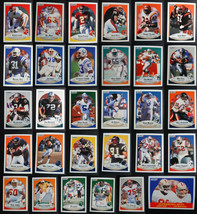1990 Fleer Football Cards Complete Your Set U You Pick From List 201-400 - $0.99+