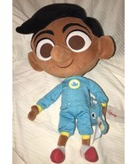 Disney Pixar Sanjay Plush Sanjay's Super Team Doll The Good Dinosaur Sho... - $17.81