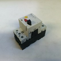 Eaton Moeller PKZM01-2,5 3 Pole Motor Protection Switch Circuit Breaker - $75.00
