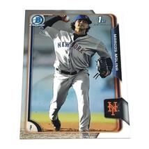 Mlb Marcos Molina Mets 2013 Bowman Chrome Baseball 1st Bowman #BCP78 Nmnt - $1.25