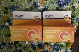 2PK equate Immune Support Effervescent Tablets TOTAL 20 Tablets EXP 2019 - $18.66