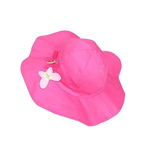 Ventilate Pure Cotton Comfortable Children Cap/Kid Cap(Butterfly)