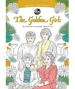 Art of Coloring: Golden Girls: 100 Images to Inspire Creativity [Paperba... - $11.83