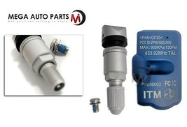 1 X New ITM Tire Pressure Sensor 433MHz TPMS For BMW ZSERIES 06-09 - $34.63