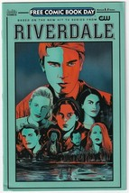 Riverdale One Shot FCBD Edition May 2017 Archie Comics Free Comic Book Day - $3.08