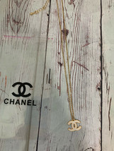 Repurposed Chanel Charm necklace - $198.00