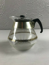 Pyrex Corning Glass Coffee Tea Carafe 4 Cup Vintage - $13.98
