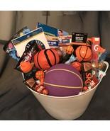 Basketball Gift Basket  - $65.00