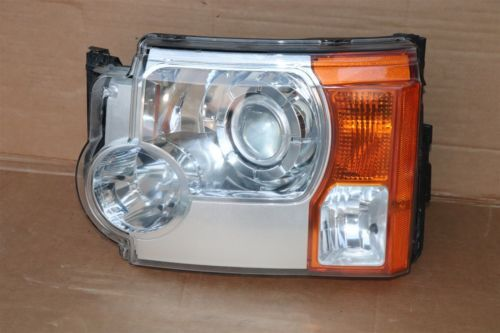 05-09 Land Rover LandRover LR3 Xenon HID Headlight Left Driver LH - POLISHED