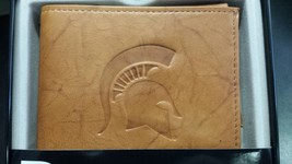 NCAA Michigan State Spartans Embossed Billfold / Wallet - $39.19