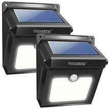 Lumière Solaire Extérieur, Neloodony 28 LED Eclairage Extérieur avec Eta... - $37.40
